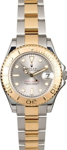 Mid-Size Rolex Yacht-Master 168623 Slate Dial