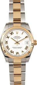 Rolex Mid-size Datejust 178273 Oyster
