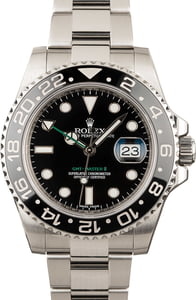 Rolex GMT-Master II Model 116710 Ceramic