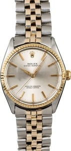 Vintage Rolex Oyster Perpetual 1002 Folded Link Jubilee