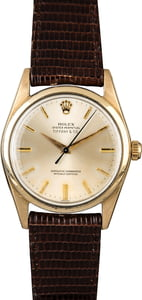 Vintage Rolex Oyster Perpetual 1014 Tiffany & Co Dial
