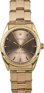 Men's Vintage Rolex Oyster Perpetual 1024