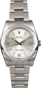 Rolex Oyster Perpetual 116000 Unworn Steel Oyster Band