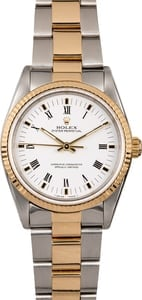 Rolex Oyster Perpetual 14233 Two-Tone