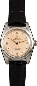 Vintage Rolex Oyster Perpetual Bubbleback 6050