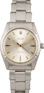Rolex Oyster 6424 Stainless Steel