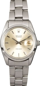 Pre Owned Rolex Oyster Date 6694