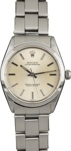 Vintage Rolex Oyster Perpetual 1002 Oyster Rivet