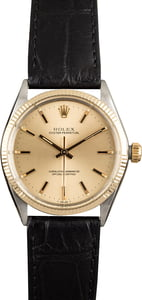 Rolex Oyster Perpetual 1005 Two Tone
