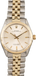 Vintage Rolex Oyster Perpetual 1005 Two Tone