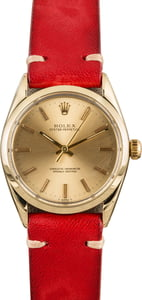Rolex Oyster Perpetual 1024 Champagne Dial