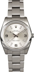 Used Rolex Oyster Perpetual 114200