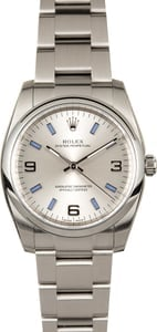 Rolex Oyster Perpetual 114200 Stickered