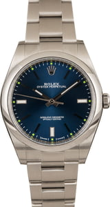 Pre-Owned Rolex Oyster Perpetual 114300 Luminous Markers