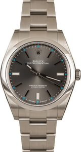 Pre-Owned Rolex 39MM Oyster Perpetual 114300