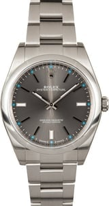 Rolex Oyster Perpetual 114300 Factory Stickered