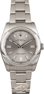 Rolex Oyster Perpetual 116000 Domino's Link