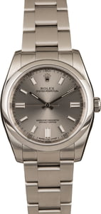 Used Rolex Oyster Perpetual 116000 Steel Luminous Dial