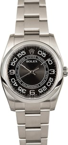 Rolex Oyster Perpetual 116000 Concentric