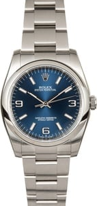 Rolex Oyster Perpetual 36 116000 Blue