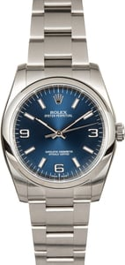 Rolex Oyster Perpetual 36 Blue 116000