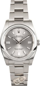 Rolex Oyster Perpetual 116000 Domino's