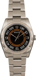 Used Rolex Oyster Perpetual 116034
