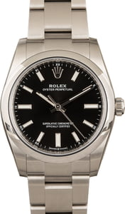 Pre-Owned Rolex Oyster Perpetual 124200