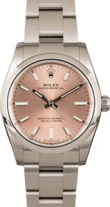 Rolex Oyster Perpetual 124200 Stainless Steel
