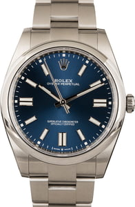 Rolex Oyster Perpetual 124300 Stainless Steel