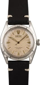 Vintage Rolex Oyster Perpetual 6085 Arrowhead Hour Markers