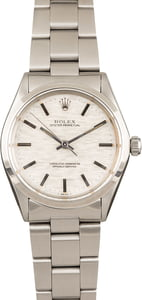 Rolex Oyster Perpetual 1002 Vintage