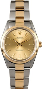 Rolex Oyster Perpetual 14203 Two Tone