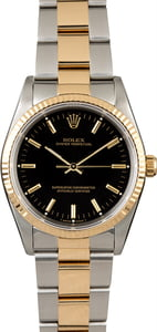 Rolex Oyster Perpetual 14233 Black Dial