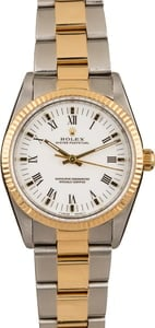 Pre Owned Rolex Oyster Perpetual 14233 Two-Tone
