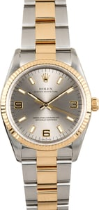 Rolex Oyster Perpetual 14233 Slate Dial