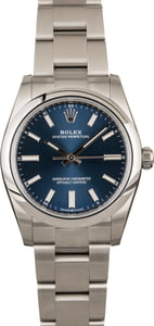 Rolex Oyster Perpetual 34 Ref 124200