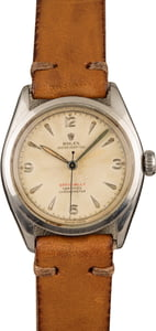 Vintage Rolex Oyster Perpetual 6084 Steel Watch T