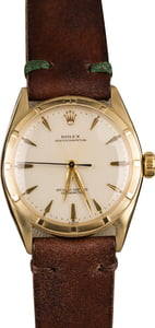 Pre-Owned Rolex Oyster Perpetual 6085 Ivory Dial