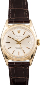 Used Vintage Rolex Datejust 6105