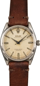 Vintage 1956 Rolex Oyster Perpetual 6564