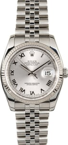 Rolex Oyster Perpetual Datejust 116234 Jubilee