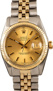 Pre-Owned Rolex Oyster Perpetual Datejust 16013