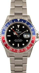 Rolex Oyster Perpetual GMT-Master 2 16710 Pepsi
