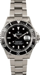 Rolex Oyster Perpetual Submariner 16610 Watch