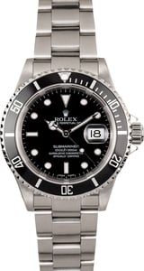 Rolex Oyster Perpetual Submariner 16610T