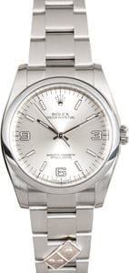 Rolex Oyster Perpetual 116000 Domino's Logo