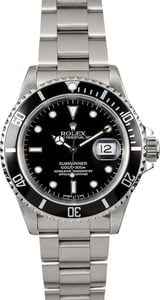 Rolex Oyster Steel Submariner