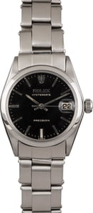 Used Rolex OysterDate 6466 Mid-Size