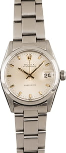 Pre Owned Rolex OysterDate 6466 Mid-Size